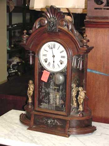 Ansonia Triumph Clock 1877