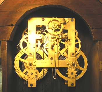 Ansonia Triumph Clock 1877
