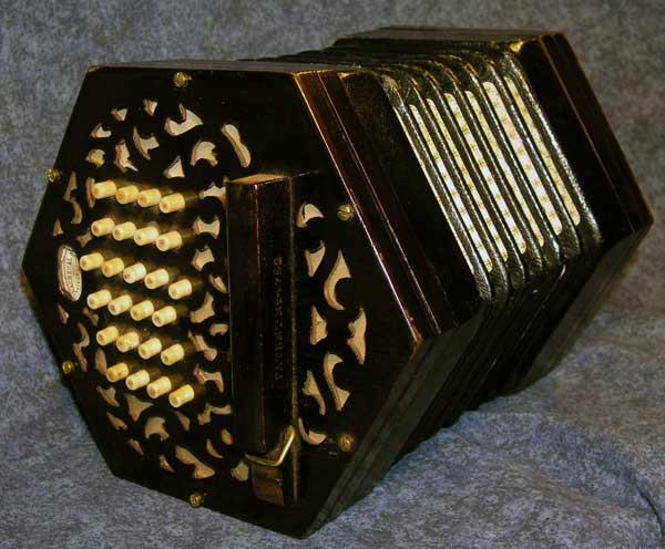 Dating lachenal english concertina Was ist die am höchsten bewertete Dating-Website